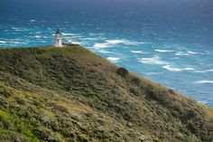 Cape Reigna at the northern tip of New Zealand is where the Tasman Sea meets the Pacific Ocean in a swirl of color and currents. It is one of the most significant cultural sites for the native Māori people.