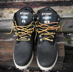 Stussy x Timberland  Oh if you weren't so $$$$$$