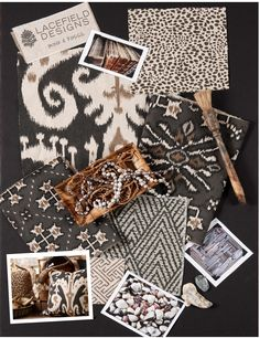 Lacefield Designs Mink #extile #moodboard  www.lacefielddesigns.com
