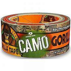 Gorilla Camo Tape | ColonialMedical.com-$6.29