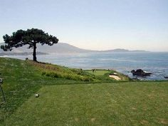 Pebble Beach No. 7; ok we can go as long as there is a beach nearby.