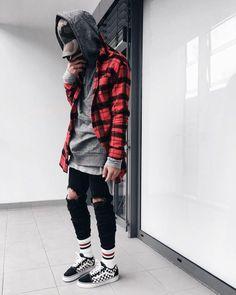 ; layers, they keep you warm #fashion #streetstyle #streetwear