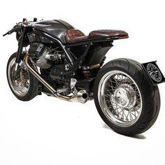 Moto Guzzi-griso-cafe-racer by Officine Sbrannetti #motoguzzi #guzzi #custombike #custom #motorbikes #sportbike #motorbike #motorcycle #motorcycles #caferacer #caferacerxxx #customized #motori #motorrad #moto #motor #motorracing #racer #race #badass #formule1 #harleydavidson #ducati #bike #biker #racing #kawasaki #honda #hondaracing