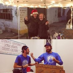 Were doublin up on our festival fun tonight! Over on Bryan Avenue Alex & Allison are slingin coffee and movin & groovin at the @nolinightmarket while Zach & Sal are hangin out over at the Loudon House for @lexingtonartleagues own Black Friday Art Sale!  As you can tell theres plenty going on in our fair city tonight so get on out and check it all out!  #NoLi #NightMarket #LexingtonArtLeague #LexArt #ArtAndCoffee #EmbraceCommunity by acupofcommonwealth