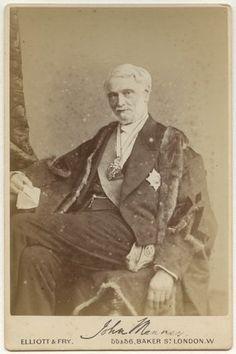 John James Robert Manners, 7th Duke of Rutland, Elliott & Fry