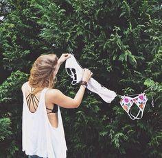 Free people bra
