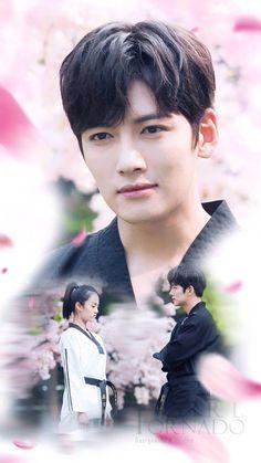 Imagine handsome, 지창욱, and tornado girl 2 Asian Actors, Korean Actors, Kdramas To Watch, Chines Drama, Charming Eyes, Drama Fever, Korean Drama Movies, Asian Love, Ji Chang Wook