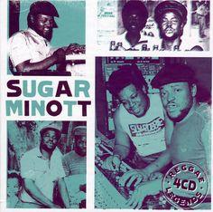 Sugar Minott - Reggae Legends