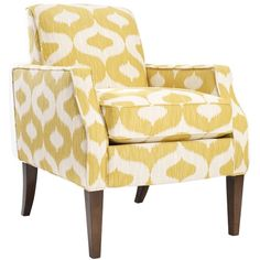 Homeware Olson Accent Chair - Sunflower - Accent Chairs at Hayneedle
