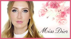 Soft 60's French Chic Makeup - Natalie Portman for Miss Dior Inspired Tu...