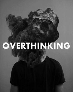 We are dying from overthinking. We are slowly killing ourselves by thinking about everything. Think. Think. Think. Statements, Story Of My Life, Introvert, Inspire Me, Just In Case, Wise Words, Decir No, Me Quotes, Cheeky Quotes