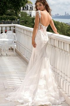 Breathtaking Eve of Milady wedding dresses; click to see more details