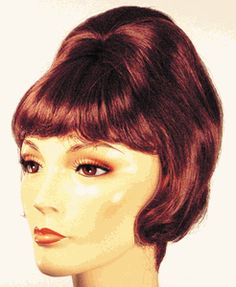 1960's Barbara Streisand Wig