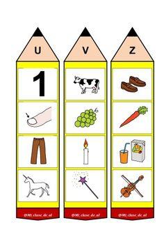 Kindergarten Activities, Preschool Crafts, Activities For Kids, Teaching The Alphabet, Teaching Kids, Learning English For Kids, Initial Sounds, Grande Section, Beginning Sounds
