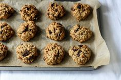 Oatmeal, Cinnamon and Sultana Cookies - The Spoon and Whisk Blog