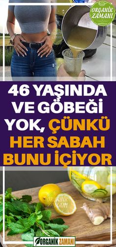Yaşında ve Göbeği Yok, Çünkü Her Sabah Bunu İçiyor Loss weight Health And Fitness Articles, Health And Wellness, Health Tips, Diet And Nutrition, Fitness Nutrition, Natural Cures, Natural Health, Health Trends, Healthy Recipes