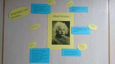 bespreek uitspraken van een bekende Berlijner: Einstein