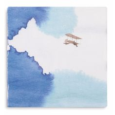 Story Tiles Large Tile - Sky High	 : The Large Story Tile - Sky High, is a beautiful piece of wall art, perfect if you're looking for something a bit unusual. This sweet Story Tile has a lovely illustration printed onto a traditional baked ceramic tile.