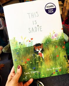 "44 Likes, 6 Comments - Mrs. Tut (@kuriouskindies) on Instagram: ""It's World Read Aloud Day and I shared one of my favourite books with my students. ""This is Sadie""…"""