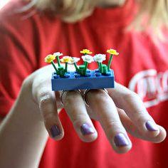 Tutorial anillos Lego | Noticias | Todokawaii