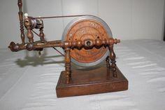 Salon spinning wheel