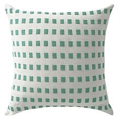Emphasise texture and colour in your décor with the cosy woven detail of the Saint Lucia Cushion from Rapee.
