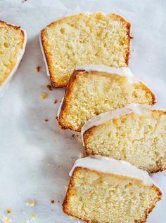Recette de cake aux 8 citrons de Ricardo