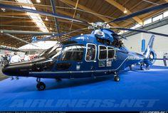 Eurocopter EC-155B - Bundespolizei