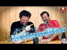 Two Germans Try Beer Infused With Helium - RYOT News