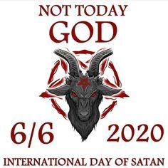 Jutro jest międzynarodowy dzień szatana  #szatan #satan #satanizm #satanism #satanismus #god #jesus #devil #dzienszatana #baphomet #goat #blackgoat #internationaldayofsatan #dayofsatan #tst #thesatanictemple Baphomet, International Day, Satan, Polish, Instagram, Vitreous Enamel, Devil, Nail, Demons