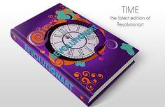Revolutionart TIME www.Revolutionartmagazine.com