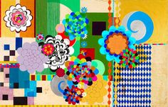 adoro FARM - galeria – beatriz milhazes