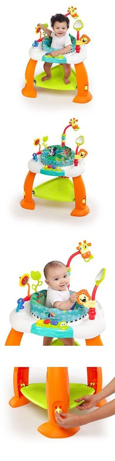 Baby Jumping Exercisers 117032: Baby Exercise Bouncer Jumper Exersaucer Child Learning Activity Pad Center Kids -> BUY IT NOW ONLY: $46.09 on eBay!