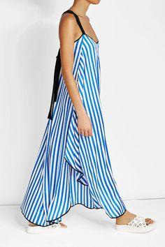 By Malene Birger Striped Dress