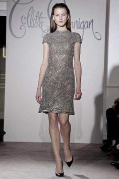 Collette Dinnigan Ready To Wear Fall Winter 2013 Paris