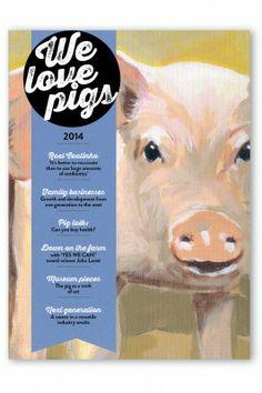 We Love Pigs - Tein
