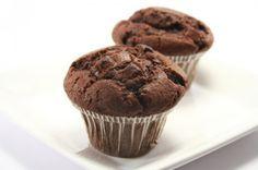Schokoladenmuffins - Schokomuffins - Rezept | GuteKueche.at