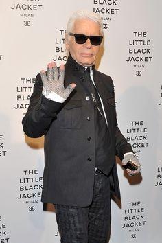 Chanel The Little Black Jacket Milano: Karl Lagerfeld, il party con Vanessa Paradis, Elizabeth Olsen #chanel #lagerfeld #party #milan #thelittleblackjacket