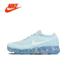 548cf1321e Original New Arrival Official Nike Air VaporMax Be True Flyknit Breathable  Men's Running Shoes Sport Outdoor Sneakers 849557-404