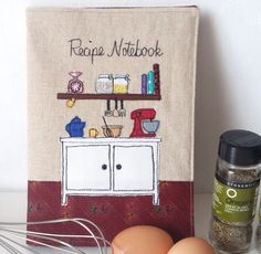 Hey, I found this really awesome Etsy listing at https://www.etsy.com/listing/130022545/recipe-notebook-recipe-journal-cooks