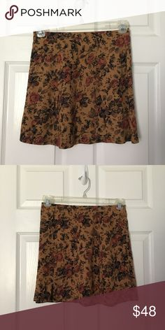 Urban Outfitters cooperative skirt New! Brand is cooperative purchased at UO this year. Not too mini! Urban Outfitters Skirts