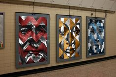 Muzeon Posters on Behance