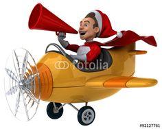 """Téléchargez la photo libre de droits """"Santa claus"""" créée par julien tromeur au meilleur prix sur Fotolia.com. Parcourez notre banque d'images en ligne et trouvez l'image parfaite pour vos projets marketing !"""