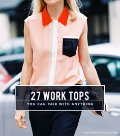 Behold, 27 Work-Appropriate Blouses You Can Pair With Anything