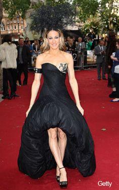 Last Night's Best Dressed: SATC 2 London Premiere!   Grazia Fashion