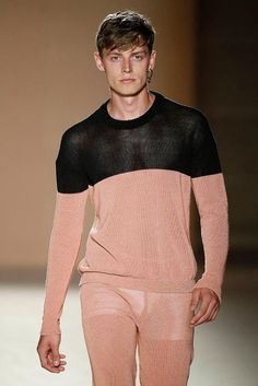 Samuel Alarcón Spring-Summer 2017 - 080 Barcelona Fashion