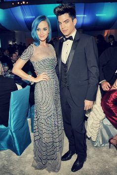 Katy and Adam, love both of these singers.