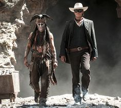 """The Lone Ranger Review: The Johnny Depp Movie Is a """"Clunky Two-Hour Grind"""""""
