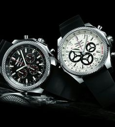 Breitling by Bently Barnato and Barnato Racing, debuting at Baselworld 2011 #watches my-style-pinboard