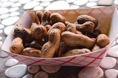 Boiled Peanuts: The Southern Snack We Adore Raw Peanuts, Boiled Peanuts, Southern Dishes, Southern Recipes, Appetizer Dips, Appetizer Recipes, Sandwich Recipes, Brown Recipe, Savoury Dishes